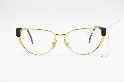 f962c47838 Missoni M183 vintage double edge cat eye Red marbled   Gold    Eyeglasses  frame