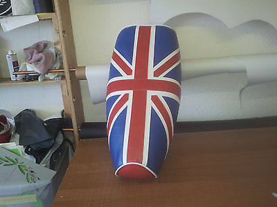 Vespa PX Elasticated Seat Cover Union Jack
