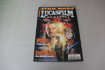Star Wars Lucasfilm Magazine n°19