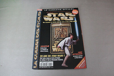Star Wars Le magazine Officiel 1 H