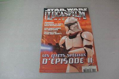 Star Wars Lucasfilm Magazine n°39