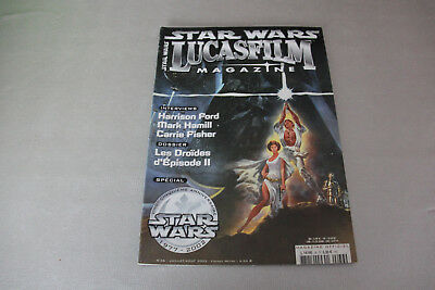 Star Wars Lucasfilm Magazine n°36