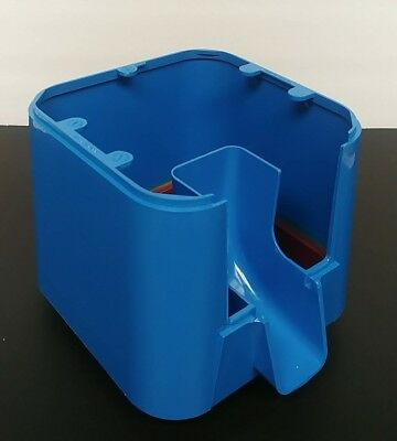 1 x BLUE BODIES FOR RB16 BEAVER BULK CANDY & GUMBALL VENDING MACHINES PARTS
