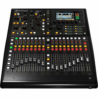 BEHRINGER X32 Producer 40-Input, 25-Bus Digital Mixing Console