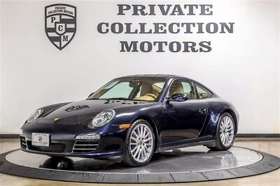 2009 Porsche 911  2009 Porsche 911 4S CPO Warranty Clean Carfax Low Miles Well Kept