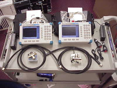 Anritsu MT8212B CellMaster Cable Antenna Base Station analyzer lot sale 2+