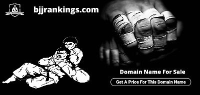 bjjrankings.com domain name for sale