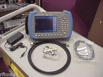 Agilent N9330A Handheld Cable Antenna Tester With New Cal Kit/cable 1.3Mm