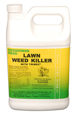 Southern Ag Lawn  Killer with Trimec Herbicide, 128oz - 1 Gallon