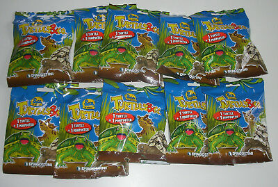DeAgostini Turtles & Co. - 10 x Booster NEU & OVP