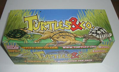 DeAgostini Turtles & Co. - 1 x Display / 20 Booster NEU & OVP