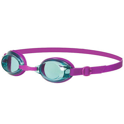 Speedo Jet V2 Junior Kids Boys Girls Swimming Swim Anti Fog Goggles - 6+ Years
