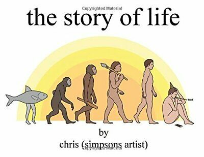 The Story of Life by (Simpsons Artist), Chris Book The Cheap Fast Free Post