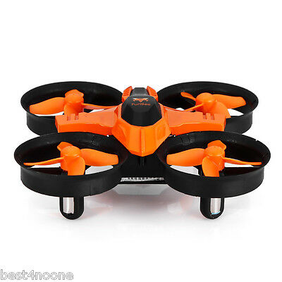 FuriBee F36 2.4GHz 4 CH 6 Axis Gyro Quadcopter One Key Automatic Return/3D Flip