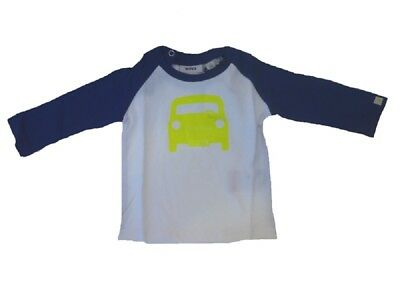 Baby Long Sleeve Shirt for Baby Boy's Blue Depths sz. 56 62