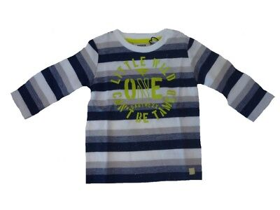 Baby Long Sleeve Shirt Evening Blue sz. 56 62 for Boy from Mexx