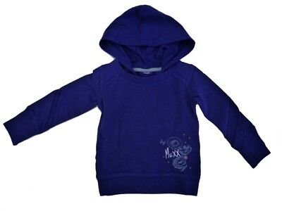 Hooded Sweatshirt in Blue Ribbon from Mexx in the Size 122-128