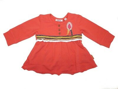 Long Sleeved Shirt in Paradise Pink For Baby Girls sz. 62 68 from Mexx