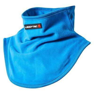 legotec Boys Fleece Neck Warmer Blue ace670 Colour 563 Boys Fleece Neckerchief