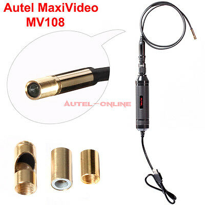Autel MaxiVideo MV108 Digital Inspection Camera For MaxiSys Pro Elite Mini PC