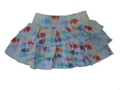 Rock with Elephant Print for Girls sz. 56 from Mexx