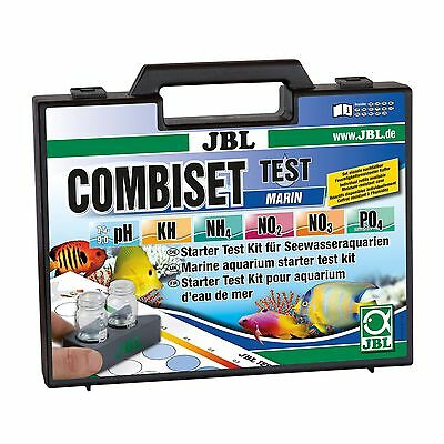 JBL Test Combi Set Marin Starter Kit for MARINE-LIFE Aquariums Water Testing