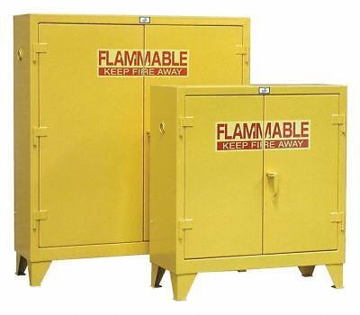 STRONG HOLD 605PSC Flammable Liquid Storage Cabinet 60 gal