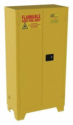 JAMCO FS44 Flammable Safety Cabinet 44 Gal. Yellow