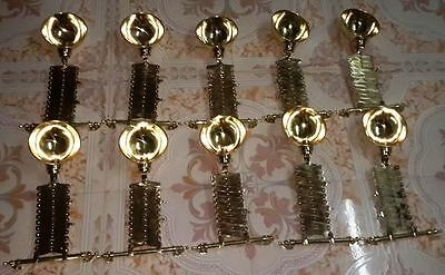 New Brass Stretchable Lamp- Industrial Look Lot Of 10 Pcs