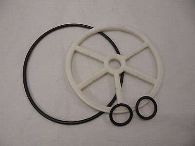 "Emaux Mpv Multi Port Valve Mpv01 1.5 Inch 1 1/2"" Gasket Set Genuine Parts"