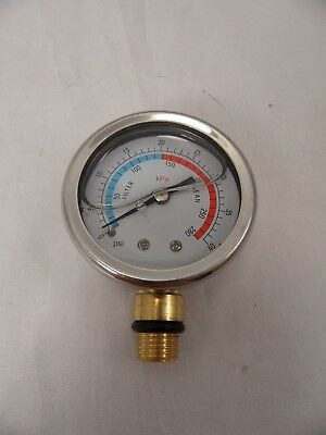 Emaux Mpv Multi Port Valve Pressure Gauge 1117013349 06011032 Genuine Parts