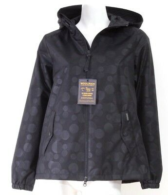 Woolrich Donna Primavera 2018 W'S Amber Jacket WWCPS2563 ColoreBlack Moon