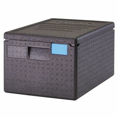 Cambro EPP180110 Black Cam GoBox Top Loading Catering Box