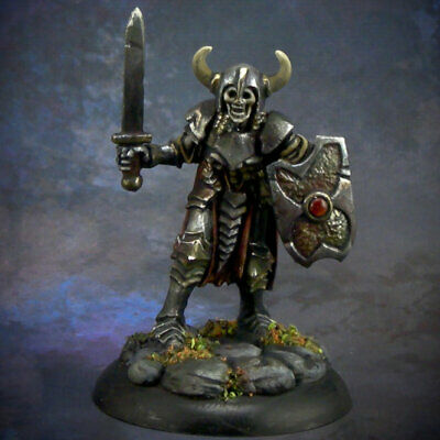 Reaper Dungeon Dweller 07001 Rictus the Undying Undead Wight Skeleton Warrior