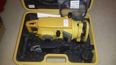 Topcon GTS 229 Total Station in good condition. Calibrated