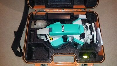 Nikon NPL350 Total Station good condition reflectorless