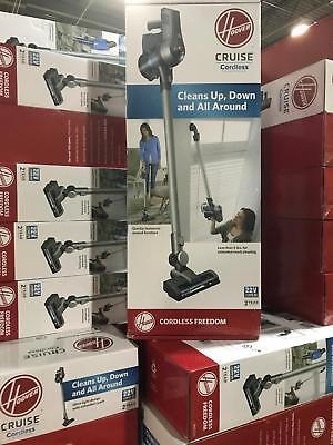 New Hoover Cruise Ultra Lightweight Cordless Vacuum Cleaner (1 Unit) - BH52210