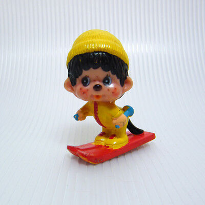 MONCHHiCHi Vintage PVC Skier Cross Country or Downhill Figure 2