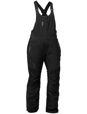 Castle X Tundra Womens Snow Bibs Black