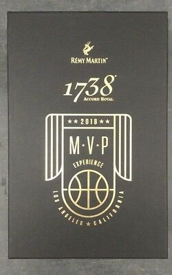 Collectible Advertising Remy Martin 1738 Cognac Limited Edition Sneaker Box