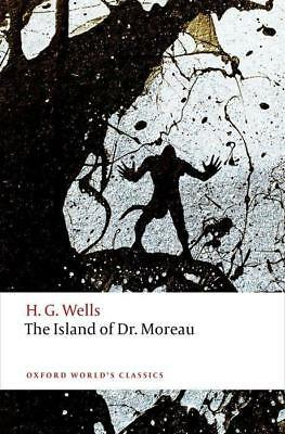 The Island of Doctor Moreau H. G. Wells
