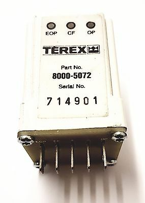 Terex Benford stand protection Module 2 & 3 tonnes tombereaux 8000-5072