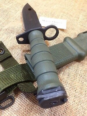 Ontario M9Bayonet Fighting Knife - Current Production - Excellent Condition (02)