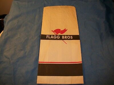 Flagg Bros. Shoe Store Paper Bag