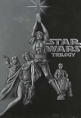 Star Wars: Original Trilogy (Episodes IV-VI) (DVD - DISCS ONLY)