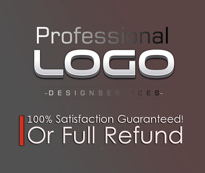 Professional LOGO DESIGN IN 48Hrs - UNLIMITED REVISIONS