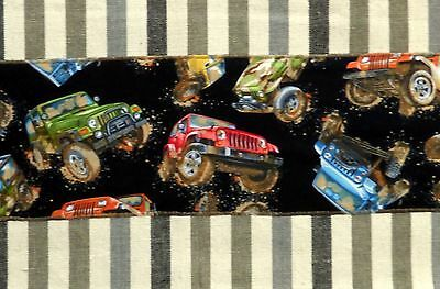 4Wd Action - There's Only One Jeep! - Handmade Cotton Tea Towel ~ Perfect Gift
