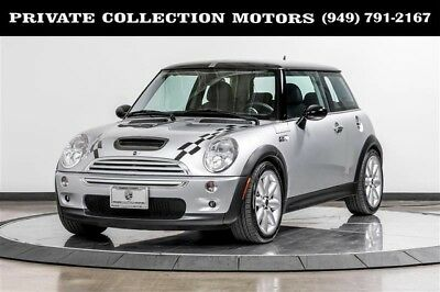 2002 Mini Cooper S S Hatchback 2-Door 2002 MINI Cooper Hardtop S Clean Carfax Well Kept