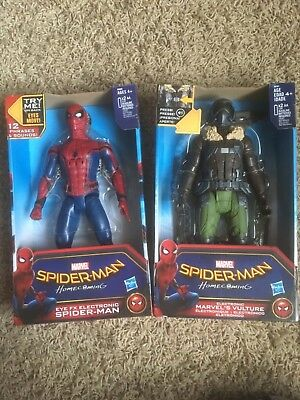 Spider-Man homecoming action figure combo