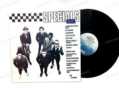 The Specials - The Specials Europe LP 1979 /4